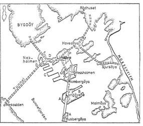 øyene i oslofjorden kart Mørke skyer over øya | LINDØYA øyene i oslofjorden kart