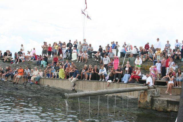 Fra svømmestevne 2008
